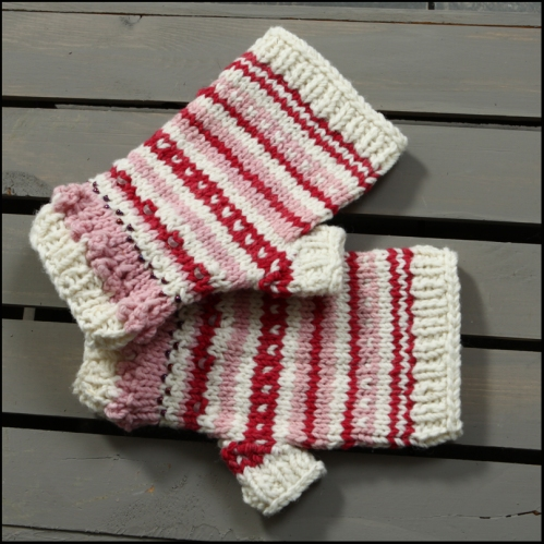 101 mitts fingerless - $45.00 (plus $5 shipping)